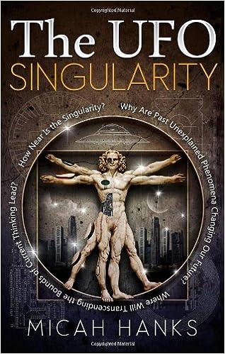 UFO Singularity | Do Past Phenomena Change our Future? - powered by Inception Radio Network