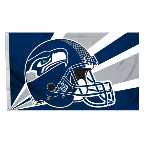 NFL-Seattle-Seahawks-3-by-5-Foot-Helmet-Flag