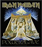 IRON MAIDEN???? POWERSLAVE????? Patch By IRON MAIDEN (0001-01-01)