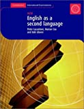 English as a Second Language: IGCSE Student Book (Cambridge International Examinations) (0521000513) by Lucantoni, Peter
