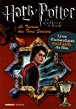 Harry Potter et la Coupe de Feu : Le Tournoi des Trois sorciers, autocollants...