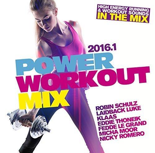 VA - Power Workout Mix 2016.1 - 2CD - FLAC - 2015 - NBFLAC Download