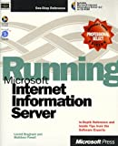 img - for Running Microsoft Internet Information Server book / textbook / text book