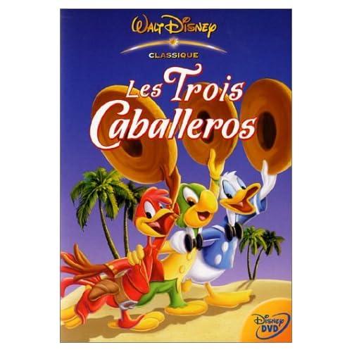 Les Trois Caballeros ( Disney ) preview 0