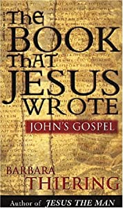 "Cover of ""The Book That Jesus Wrote"""