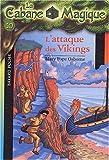 """Afficher """"La Cabane magique n° 10 L' Attaque des vikings"""""""