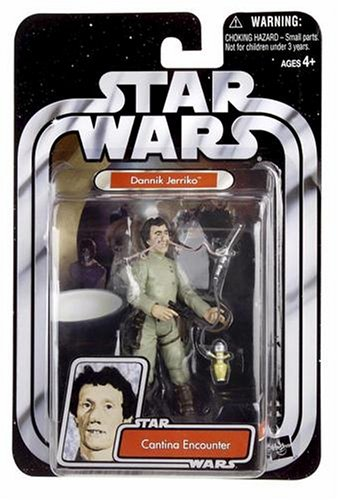 Click To Star Wars A New Hope #8 Dannik Jerriko 4-Inch Figure Details