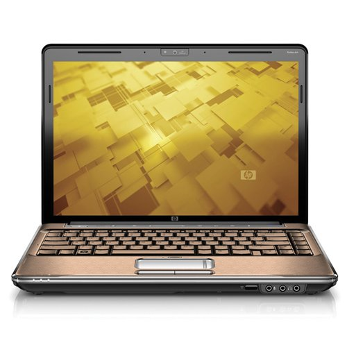 HP Pavilion DV4-1280US 14.1-Inch Laptop (2.0 GHz Intel Core 2 Duo T6400 Processor, 4 GB RAM, 320 GB Hard Drive, DVD Drive, Vista Premium)
