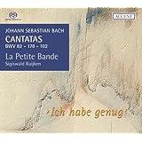 Cantates Bwv 82 - 178 - 102