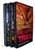 Martin Edwards Martin Edwards - Lake District Mysteries - 3 books: The Coffin Trail / The Cipher Garden / The Arsenic Labyrinth 1, 2, 3,