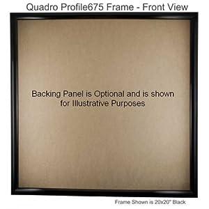 Amazon.com - 30x30 Profile675 Picture Frame Kit - Single Frames