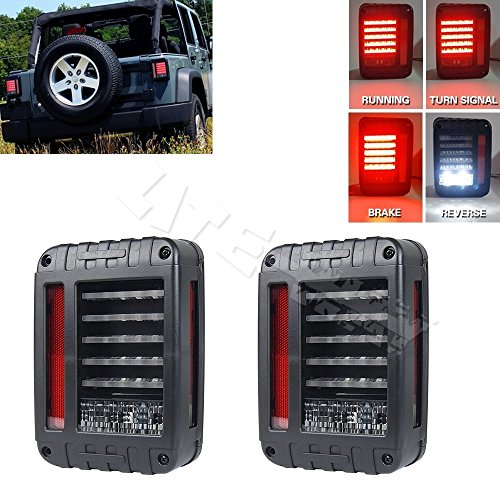 Jeep Wrangler Taillight Taillight For Jeep Wrangler