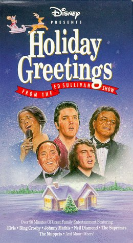 Holiday Greetings From Ed Sullivan Show [VHS]