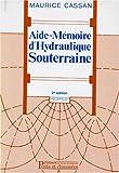echange, troc Cassan - Aide-mémoire d'hydraulique souterraine