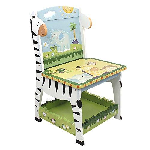 Teamson Design Corp Fantasy Fields Sunny Safari Chair