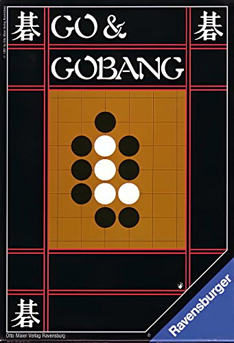 Go + Gobang – Das Brettspiel Ostasiens