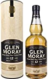 Glen Moray 12 Year Old Whisky 70 cl