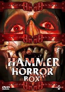 Hammer Horror Box (4 DVDs)