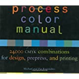 "Process Color Manual: 24,000 CMYK combinations for design, prepress, and printingvon ""Pat Rogondino"""
