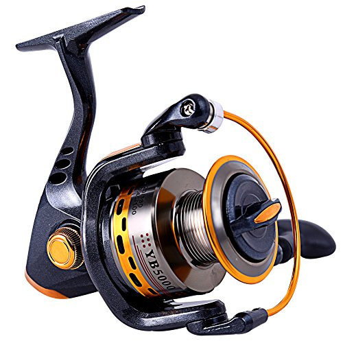 Sougayilang saltwater and freshwater spinning fishing reel for Sougayilang spinning fishing reels