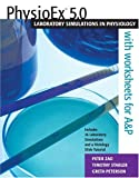 img - for PhysioEx(TM) 5.0: Laboratory Simulations In Physiology CD-ROM Version book / textbook / text book