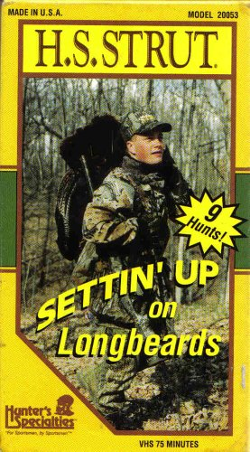Hunter's Specialties: Settin' up on Longbeards