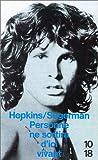 Personne ne sortira d'ici vivant - Hopkins/Sugerman - Extraits dans Littérature 51PCEKQGZAL._SL160_