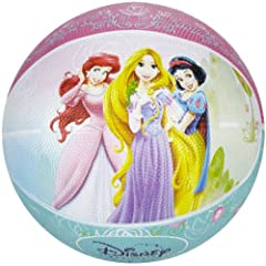 Buy Franklin Sports Disney Princess Mini Rubber Basketball by Franklin Sports