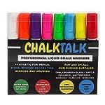 ChalkTalk Premium Liquid Chalk Marker...
