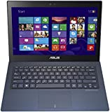 Asus Zenbook UX301LA-C4145H 35,6 cm (14 Zoll) Notebook (Intel Core-i7 5500U, 3GHz, 8GB RAM, 256GB SSD, Intel HD 5500, Win 8, Touchscreen) blau