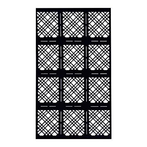 contever 1pcs nagel kunst schablone diy zur. Black Bedroom Furniture Sets. Home Design Ideas