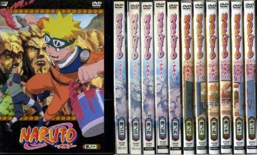 NARUTO 全12巻セット  [DVD]
