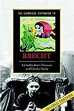 The Cambridge Companion to Brecht (Cambridge Companions to Literature)