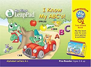 LeapFrog My First LeapPad Book: I Know My ABCs!