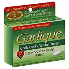 Garlique Garlic Powder, Caplets, 30 caplets