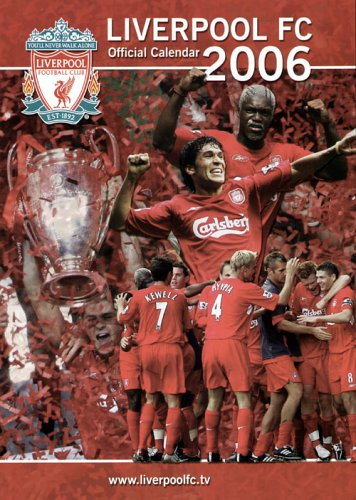 Official Liverpool FC Calendar 2006