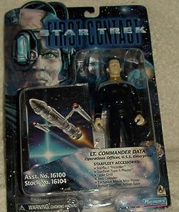 Star Trek First Contact Action Figure - Lt Commander Data