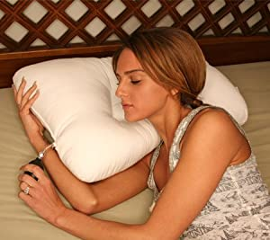 Air Core Adjustable Pillow - Neck Pillow. Inflatable Air Pillow. Air Pillow. Inflatable Pillow