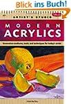 Modern Acrylics (Artist's Library)