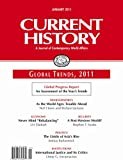 img - for Current History (Global Trends, 2011) book / textbook / text book