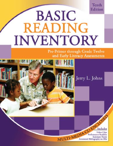 Basic Reading Inventory: Pre-Primer Through Grade Twelve...