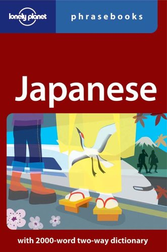 Japanese: Lonely Planet Phrasebook