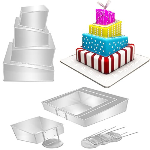 Deep Wedding Cake Tins Amazon