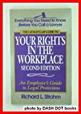 img - for Your Rights in the Workplace: An Employee Guide to Legal Protection book / textbook / text book
