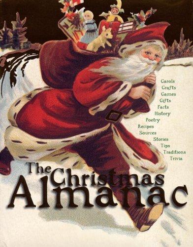 The Christmas Almanac (Little Big Book) (Hardcover)