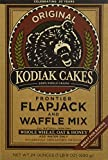 Kodiak Cakes Whole Wheat Honey Oat Flapjack/waffle Mix 24 Oz One Box