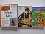 img - for Nutrition and Weight Loss 3 Book Set - Food Smart A Nutritional Atlas, Skim The Fat A Practical Up-To-Date Guide, The Complete Idiots Guide to Weight Loss book / textbook / text book