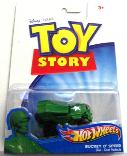 Hot Wheels Toy Story BUCKET O SPEED Die-Cast Vehicle Mattel