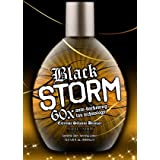2010 Black Storm Premium Tanning Lotion, 60X Extreme Silicone Bronzer