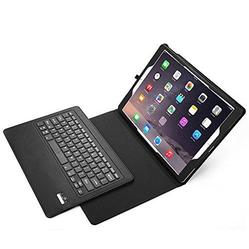 F.G.S apple ipad pro キーボード カバー付き 超薄型[Bluetoothキーボード+タブレットスタンド+カバー] ipad pro Bluetooth キーボード 日本語取扱説明書付き F.G.S正規代理品